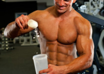 protein during strength training workout