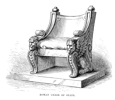 roman chair exercises