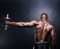 back workouts dumbbells