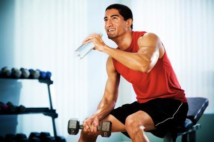calories burned weight lifting