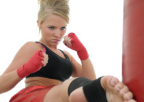 cardio kickboxing conditioning