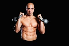 kettlebell ab workout