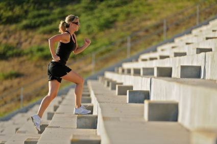 Stair Climber Workouts
