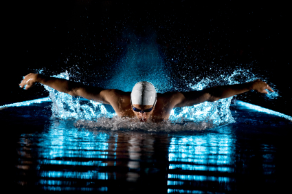 swimming and weight loss