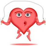 Jump Rope Heart 150x150 Cardiovascular Routines for the Winter Months