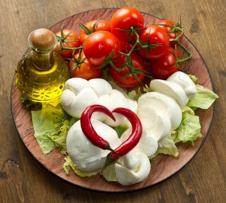 Mediterranean Diet Lowers Disease