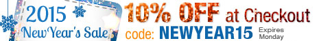 2015 New Year sale on exercise equipment