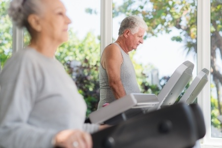 interval training for elderly