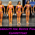 workout novice competitors