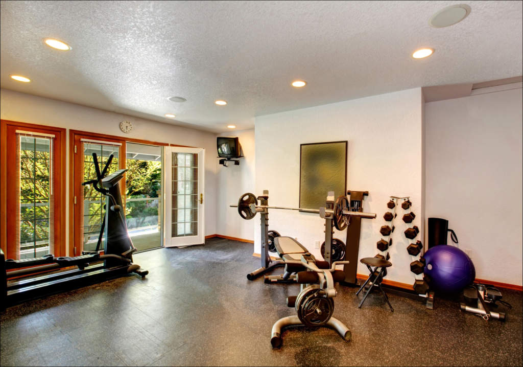 How to Create the Perfect Home Gym Experience - WorkoutHealthy Blog Perfect Home Gym Design on fitness gym, high school basketball gym, perfect home library, perfect home kitchen,